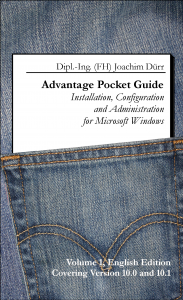 Advantage Pocket Guide Volume 1 English small